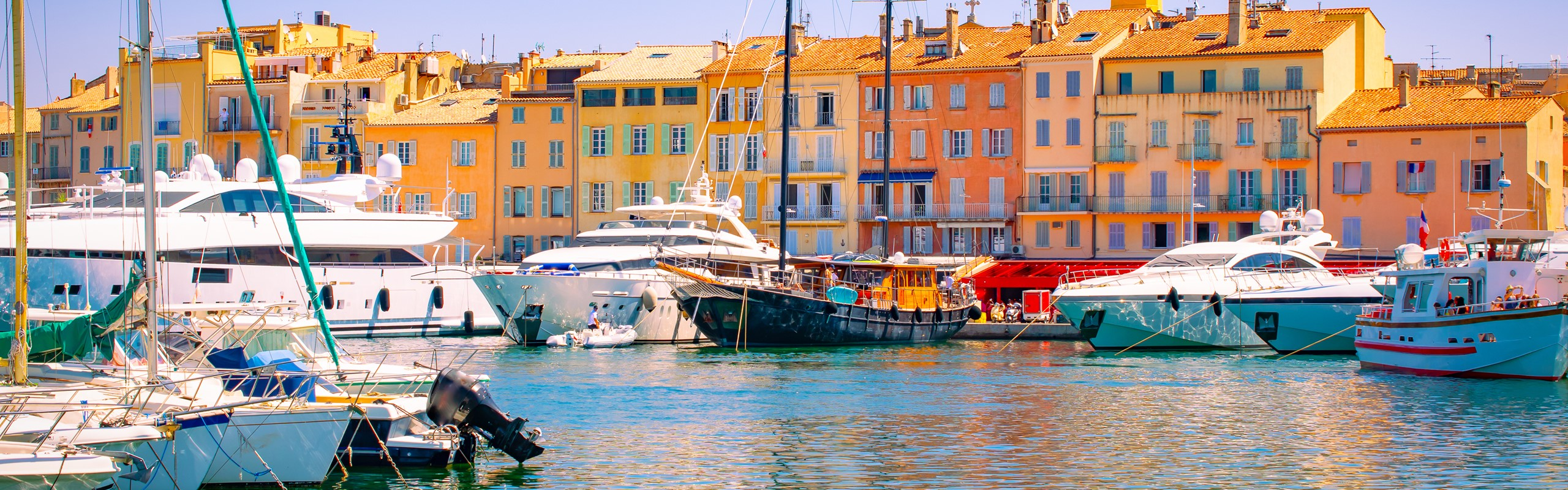 Saint Tropez Water