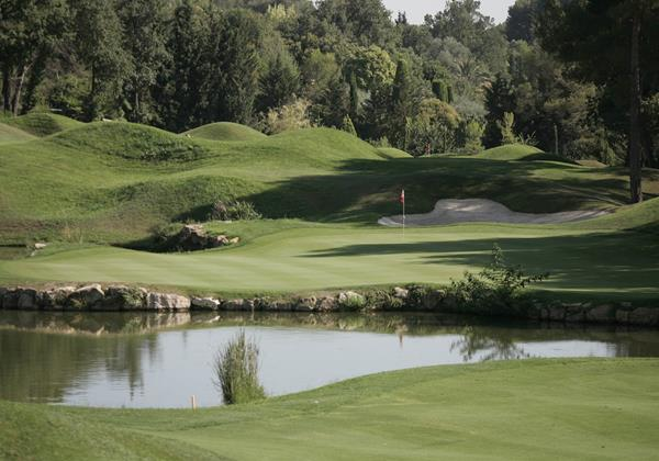 Mougins Golf Course
