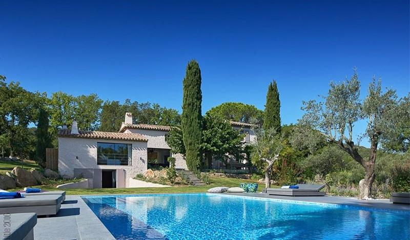 Villa Gassinelle, Beautiful 4BR vineyeard villa with heated pool and AC near Saint Tropez and Pampelonne beach