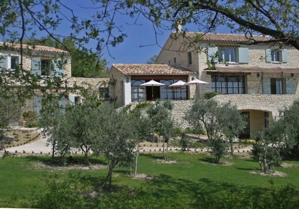 Villas for Larger Groups Mas de La Vallee Gordes