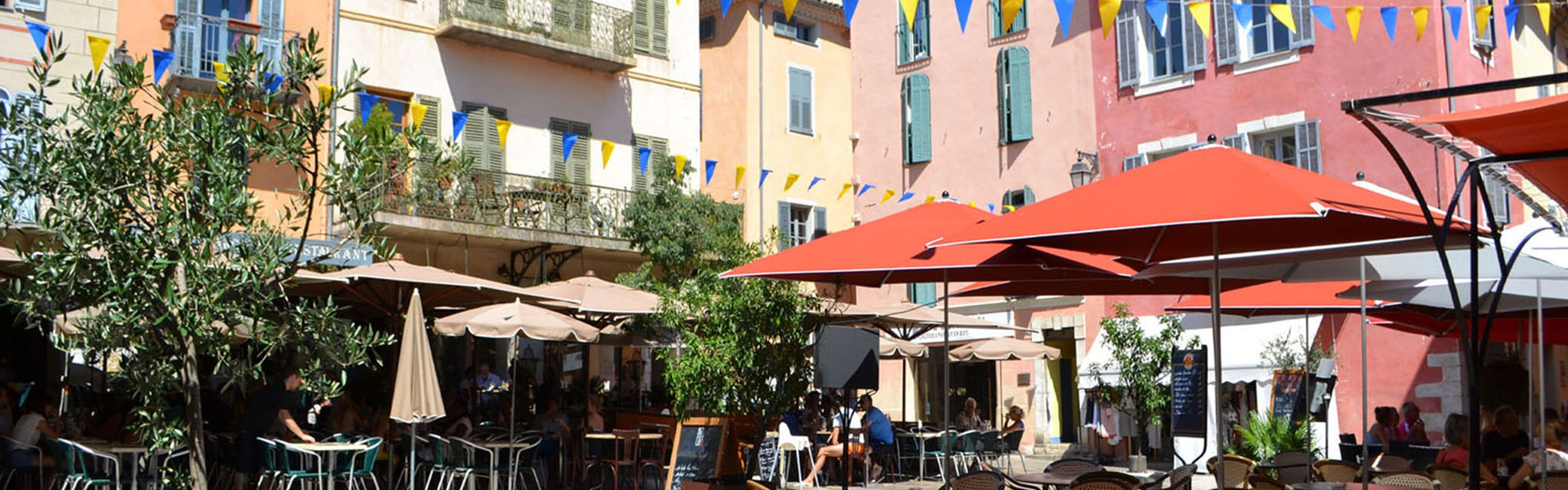 Valbonne Place Des Arcades