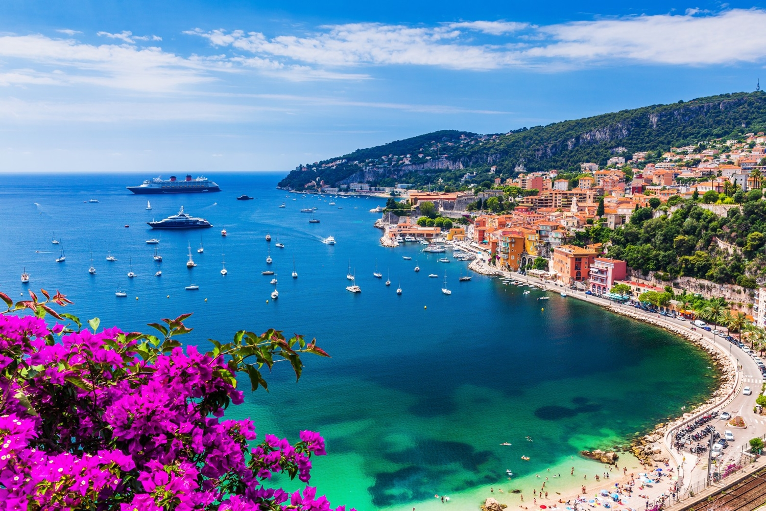 Villefranche - The Heart of the French Riviera
