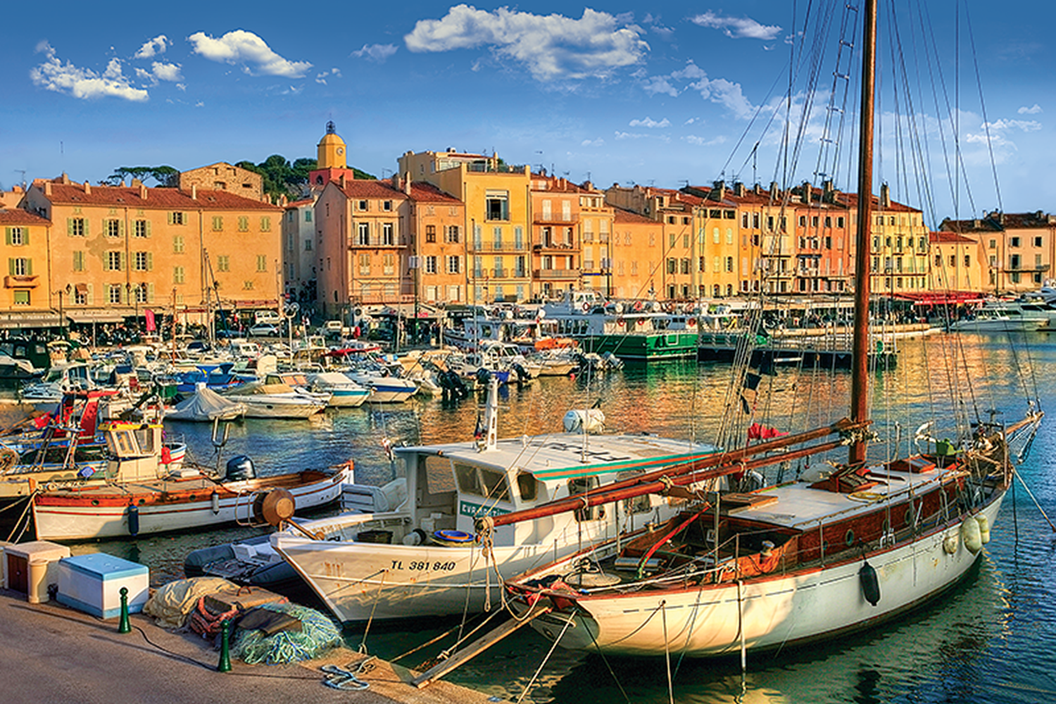 Saint Tropez is Waiting for You